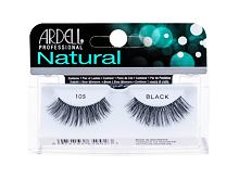 Falsche Wimpern Ardell Natural 105 1 St. Black