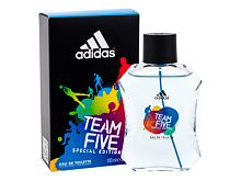 Eau de Toilette Adidas Team Five Special Edition 100 ml