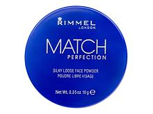 Puder Rimmel London Match Perfection 10 g 001 Transparent
