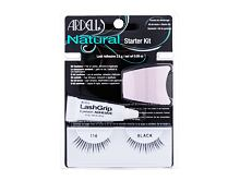 Falsche Wimpern Ardell Natural 116 1 St. Black Sets