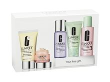 Gesichtsgel Clinique Daily Essentials Combination Skin 50 ml Sets