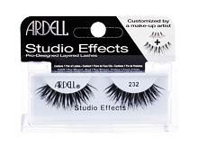Falsche Wimpern Ardell Studio Effects 232 1 St. Black
