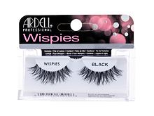 Falsche Wimpern Ardell Wispies Wispies 1 St. Black