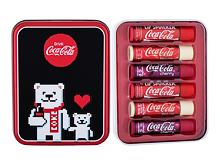 Lippenbalsam  Lip Smacker Coca-Cola Lip Balm 4 g Sets