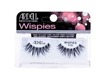 Falsche Wimpern Ardell Wispies 113 1 St. Black
