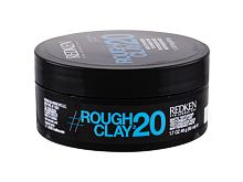 Für Haardefinition Redken Rough Clay 20 50 ml