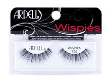 Falsche Wimpern Ardell Wispies 700 1 St. Black