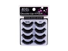 Falsche Wimpern Ardell Double Up  204 4 St. Black