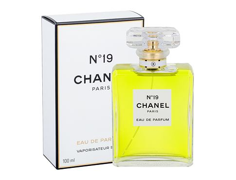 Eau de Parfum Chanel No. 19 100 ml