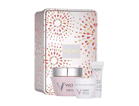 Tagescreme Vichy Idéalia Smoothing Cream 50 ml Sets