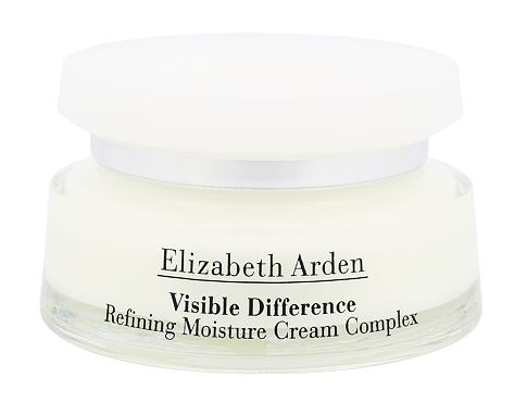 Tagescreme Elizabeth Arden Visible Difference Refining Moisture Cream Complex 75 ml