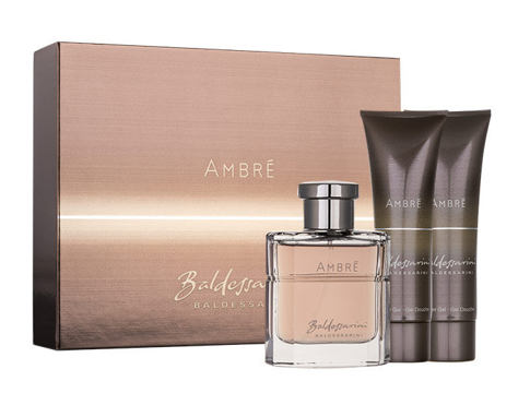 Eau de Toilette Baldessarini Ambré 50 ml Sets