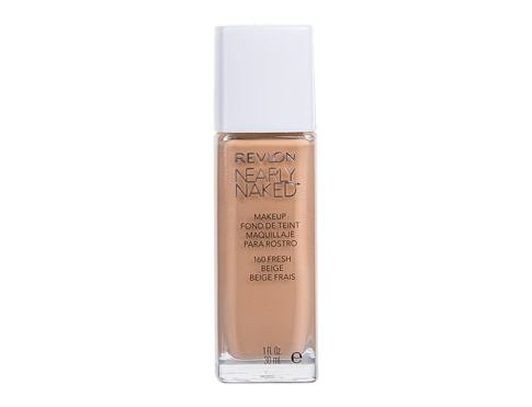 Make-up Revlon Nearly Naked SPF20 30 ml 160 Fresh Beige