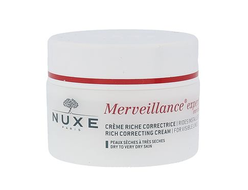 Tagescreme NUXE Merveillance Visible Lines Rich Cream 50 ml